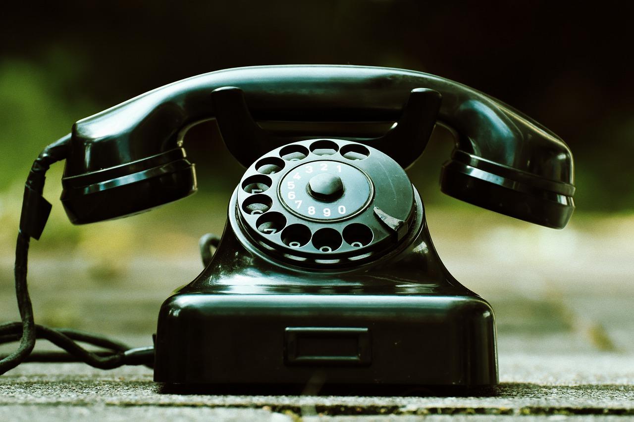 telefonieren lernen